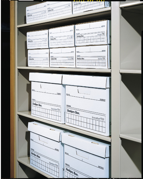 bankers box storage shelves shelving for office file boxes
