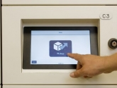 computerized-package-lockers-touch-screen