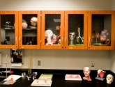 upper cabinets casework for research educational laboratory for schools