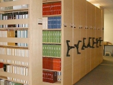 High Density Library Shelving