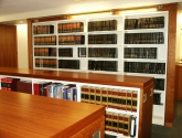 Library Bookcases and Shelving