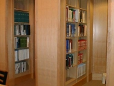 Casework Library Shelving