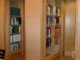 Casework Library Shelving