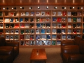 Periodical Shelving Library Casework