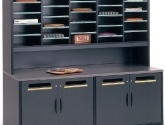 Mailroom Cabinet and sorter Furniture
