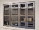 Stainless Steel Cabinetry for Healthcare