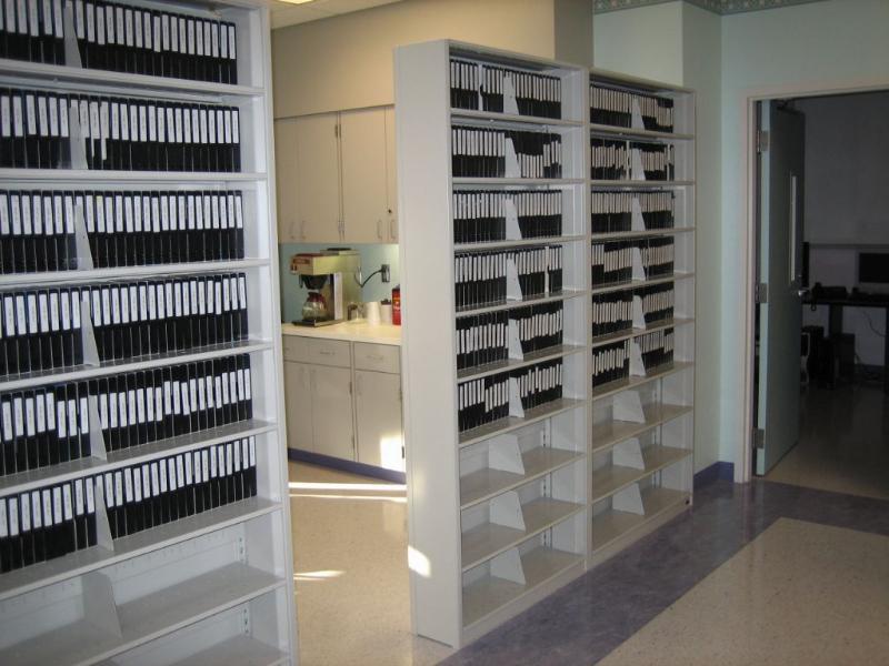 Beau Cook Children\u0027s Echo Lab Media Storage Shelves
