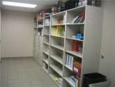 Copy Room Storage Shelving for Paper Products