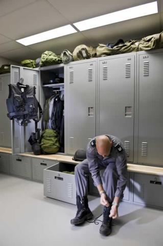 Personal Gear Lockers Lockerstor Equipment Storage