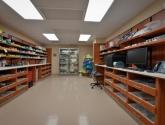 Modular Pharmacy Casework