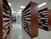 Pharmacy Casework Shelving