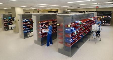Plastic Bin Storage System WrxStor Shelves & Plastic Bin Storage System | WrxStor Bin Shelving