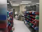 Plastic Bin Storage System Hospital Healthcare Storage