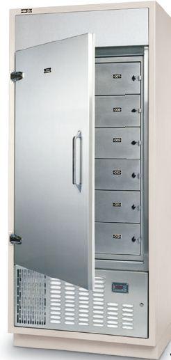 Refrigerated Evidence Locker Evidencestor Biological Storage