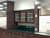 Laboratory Steel Casework Cabinets and Drawers