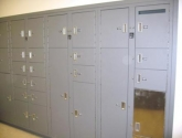 Temporary Evidence Lockers for Evidence Storage