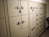 Bank of Temporary Evidence Lockers