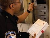 Pass Thru Temporary Evidence Lockers