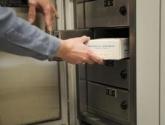 Short Term Pass Thru Temporary Evidence Lockers