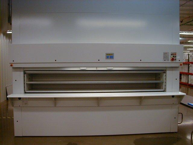 Vertical Carousel Storage Industrial Inventory Storage