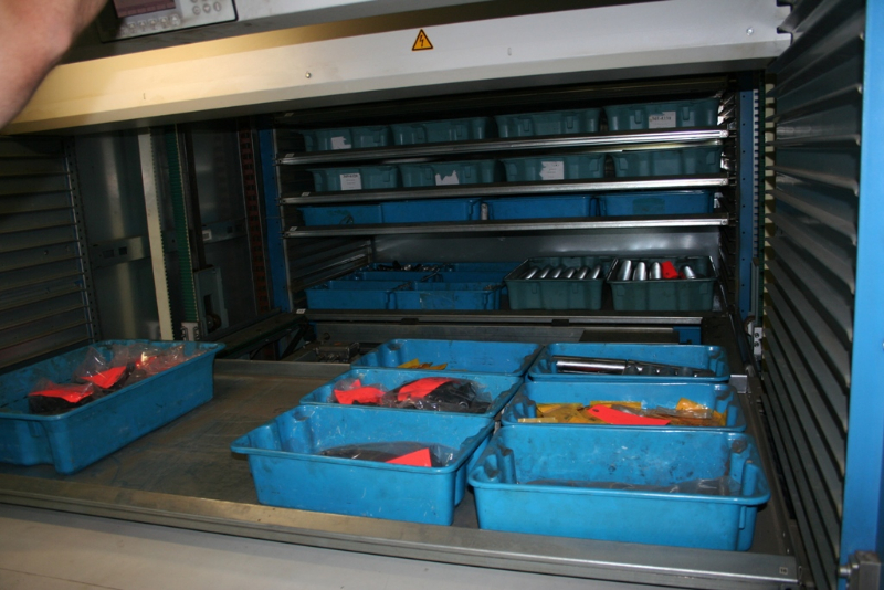Vertical Lift Modules Vlm Automated Parts Storage Machines