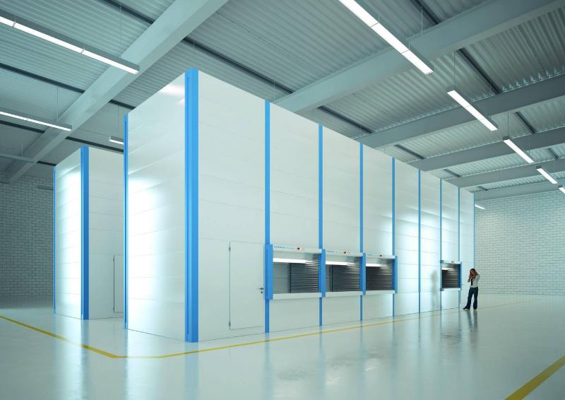 Vertical Lift Modules Vlm Automated Parts Storage Machines