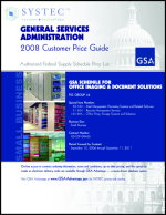 GSA Contracts Pricebook for SYSTEC Group