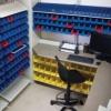 Plastic Bin Storage System | WrxStor Bin Shelving