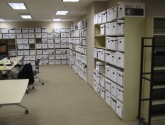 box storage law office war room