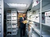 law firm box shelving