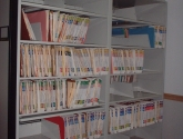 File Shelving before a file conversion