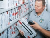 Barcode Evidence Boxes File Tracking Systems Scanning