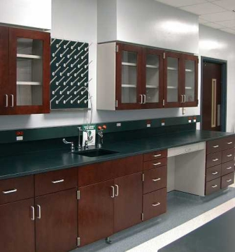Laboratory Casework Labstor Modular Cabinets