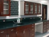 laboratory casework for medical facilities