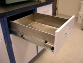 Stainless Steel Casework Drawer and Cabinets