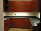 Modular Millwork Cabinets, Drawers and Countertops