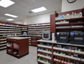 Modular Millwork Cabinets for Pharmacy and Healthcare Storage