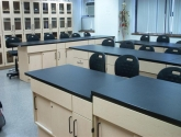 Modular Millwork Cabinets and Drawers for Laboratory
