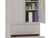 Locking Storage Multimedia Cabinets