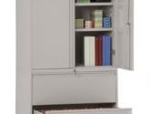 Locking Storage Multimedia Cabinets