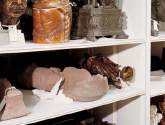 Artifact Shelving for Museum Collection Storage