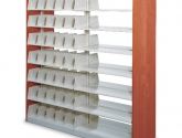 Cantilever Shelving for Books or File Storage