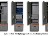 FreeStyle Personal Gear Lockers Stores Law Enforcement Personnel Equipment