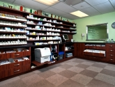 Pharmacy Casework Cabinets