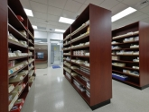 Pharmacy Casework Shelving