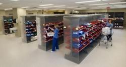 Plastic Bin Storage System WrxStor Shelves