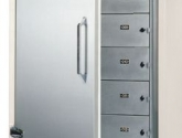 Locking Refrigerated Evidence Lockers