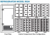 Refrigerated Evidence Lockers Compartments and Configurations