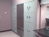 Secure Storage in Refrigerated Evidence Lockers
