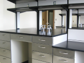 Stainless Steel Lab Casework